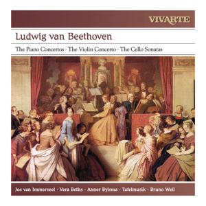 Beethoven: The Piano Concertos; The Violin Concerto; The Cello Sonatas