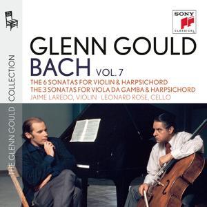 Glenn Gould plays Bach: The 6 Sonatas for Violin & Harpsichord BWV 1014-1019; The 3 Sonatas for Viola da gamba & Harpsichord BWV 1027-1029