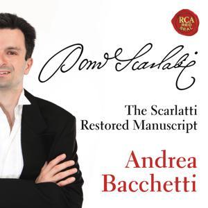 The restored Scarlatti manuscript
