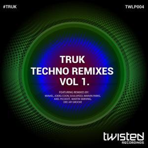 TRUK Techno Remixes, Vol. 1