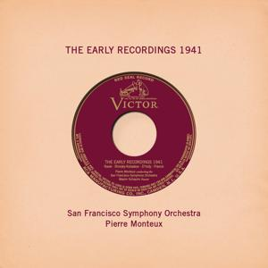 Pierre Monteux: The Early Recordings 1941