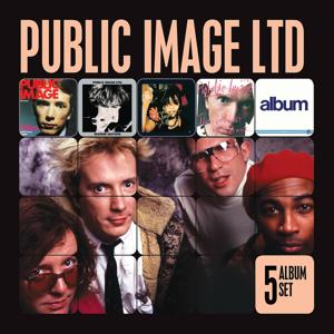 5 Album Set (Remastered) (Public Image/Second Edition/Flowers of Romance/This Is What You Want/Album)