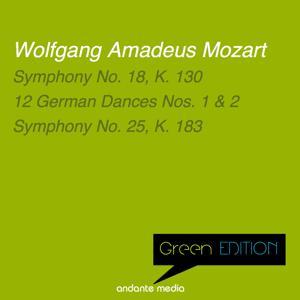 Green Edition - Mozart: Symphony No. 18, K. 130 & Symphony No. 25, K. 183