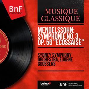 Mendelssohn: Symphonie No. 3, Op. 56