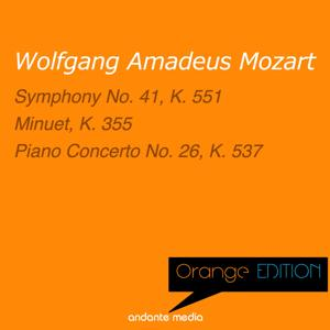 Orange Edition - Mozart: Symphony No. 41, K. 551 & Piano Concerto No. 26, K. 537