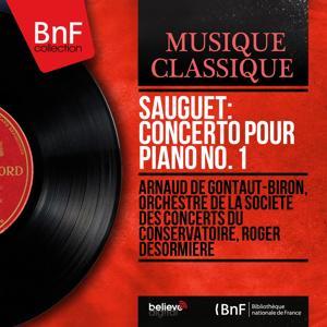 Sauguet: Concerto pour piano No. 1 (Mono Version)