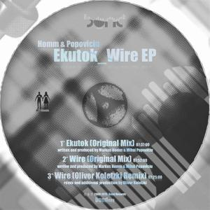 Ekutok/ Wire EP