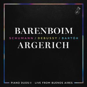 Piano Duos II - Schumann, Debussy, Bartók