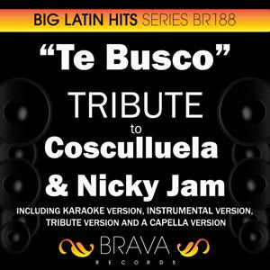 Te busco - Tribute to Cosculluela & Nicky Jam - EP