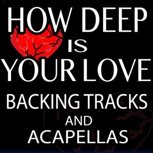 How Deep Is Your Love (Backing Tracks and Acapellas)