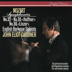 Mozart: Symphonies Nos. 32, 35 & 36