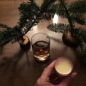 Bourbon in My Eggnog