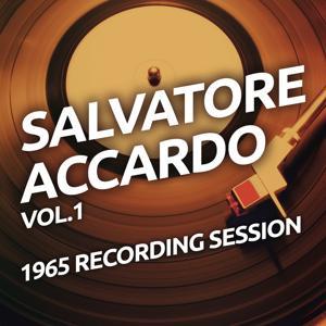 Salvatore Accardo - 1965 Recording Session