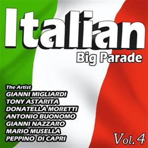 Italian Big Parade,  Vol. 4