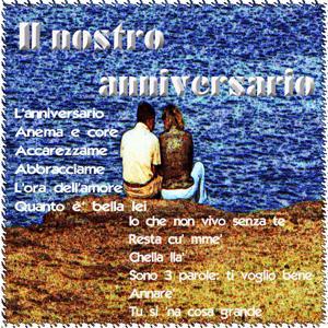 Il nostro anniversario