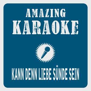 Kann denn Liebe Sünde sein (Karaoke Version) (Originally Performed By Zarah Leander)