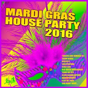 Mardi Gras House Party 2016