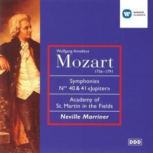 Mozart: Symphonies Nos. 40 & 41 'Jupiter'