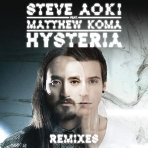 Hysteria (Remixes)