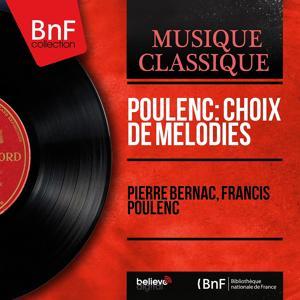 Poulenc: Choix de mélodies