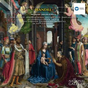 Handel: Messiah - highlights [The National Gallery Collection] (The National Gallery Collection)