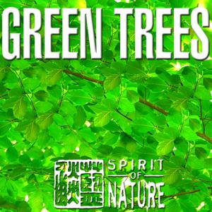 Spirit of Nature (Green Trees)