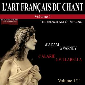 L'art français du chant, Vol. 1
