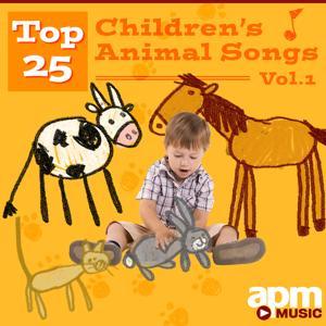 Top 25 Children's Animal Songs, Vol. 1