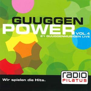 Guuggen Power, Vol. 4 (21 Guuggenmusigen Live)