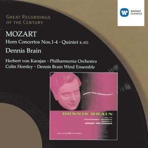 Mozart: Horn Concertos/ Quintet, K. 452