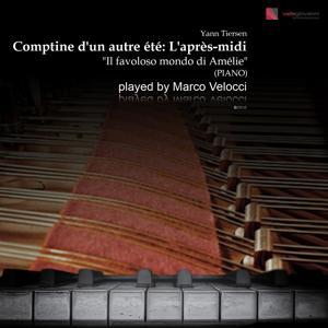 Comptine d'un autre été: L'après-midi (Piano Version) (From
