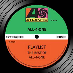 Playlist: The Best Of All-4-One
