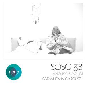 Sad Alien in Carousel