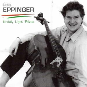 Kodály - Ligeti - Rózsa: Works for Cello Solo