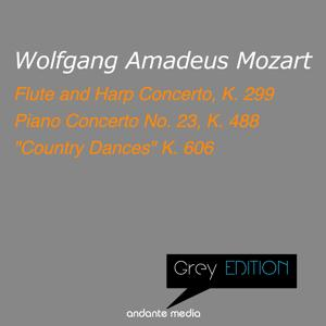 Grey Edition - Mozart: Flute and Harp Concerto, K. 299 & Piano Concerto No. 23, K. 488