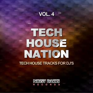 Tech House Nation, Vol. 4