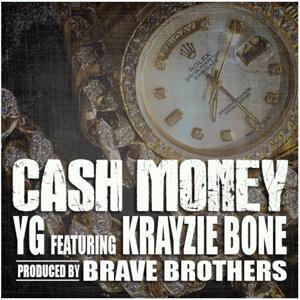 Cash Money (feat. Krayzie Bone) - Single