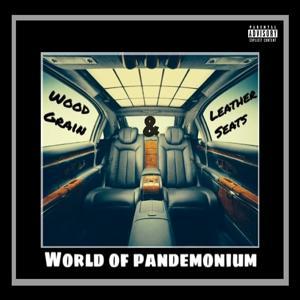 Woodgrain & Leather Seats - Single