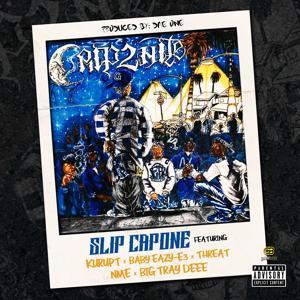 Crip2Nite (feat. Kurupt, Baby Eazy-E3, Threat, Nme, & Big Tray Deee) - Single