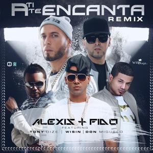 A Ti Te Encanta (Remix) [feat. Tony Dize, Wisin, & Don Miguelo] - Single