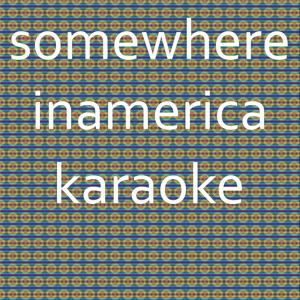 SomeWhereInAmerica: Karaoke Tribute to Jay-Z (Karaoke Version) - Single
