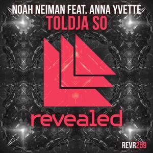 Toldja So (feat. Anna Yvette)