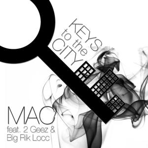 Keys to the City (feat. Big Rik Locc & 2geez)