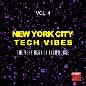 New York City Tech Vibes, Vol. 4 (The Very Best Of Tech House)