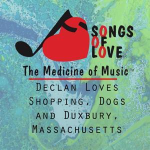 Declan Loves Shopping, Dogs and Duxbury, Massachusetts