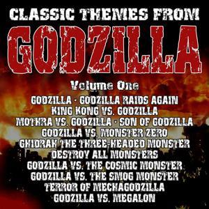 Classic Themes from Godzilla - Volume One