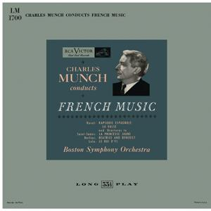 Charles Munch Conducts French Music: Ravel, Saint-Saëns, Berlioz and Lalo