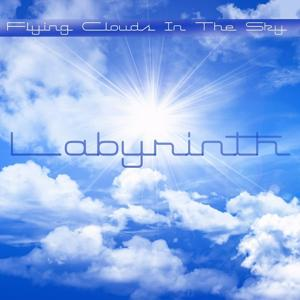Flying Clouds in the Sky
