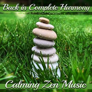 Back in Complete Harmony - Calming Zen Music for Inner Balance, Yoga Meditation Peacefulness, Emotional Stability, Healing Power of Nature Sounds