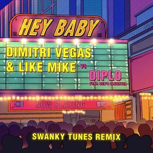 Hey Baby (feat. Deb's Daughter) [Swanky Tunes Remix]